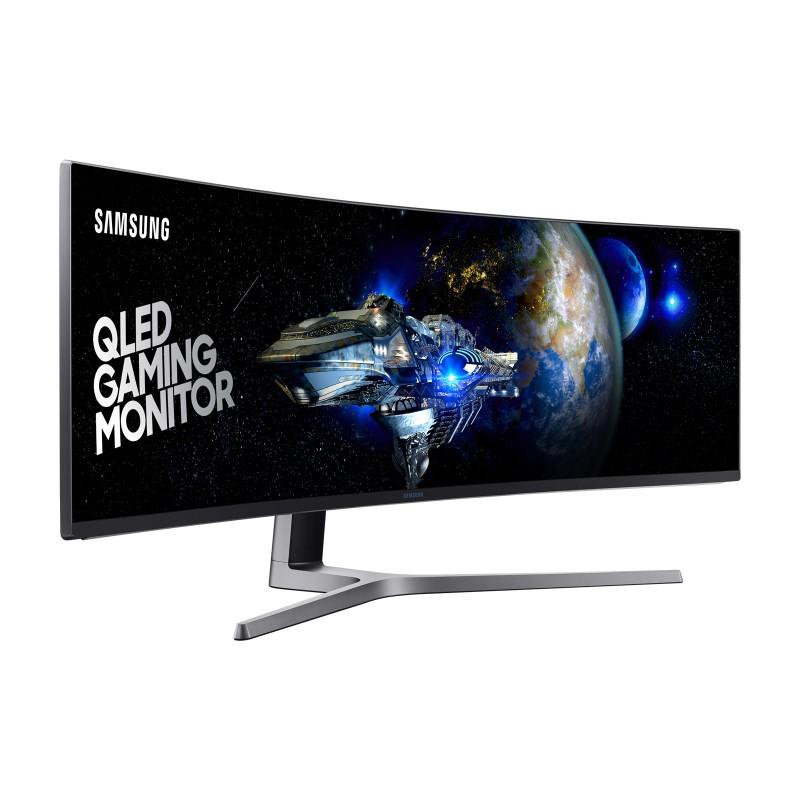 samsung 49 inch chg90 super ultra wide curved gaming monitor b