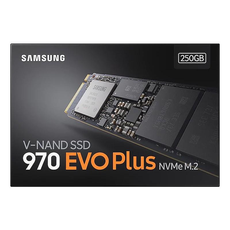 samsung 970 evo plus 250gb ssd c