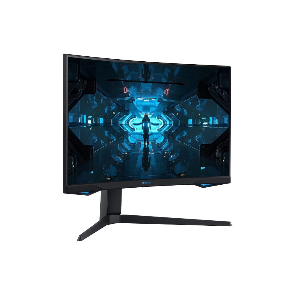 samsung odyssey g7 27 wqhd 240 hz curved gaming monitor b