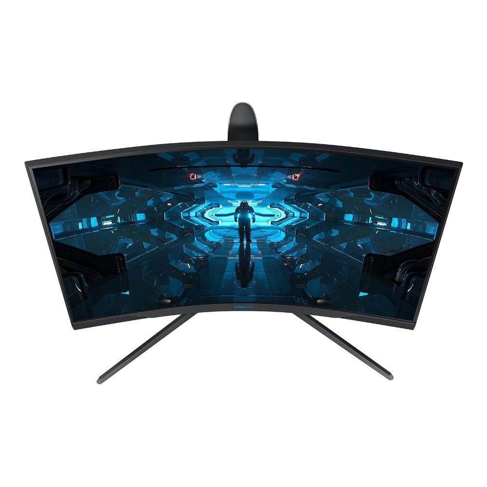 samsung odyssey g7 27 wqhd 240 hz curved gaming monitor c