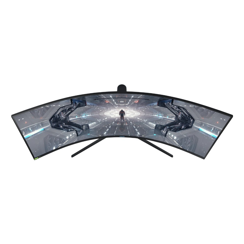 samsung odyssey g9 49 dqhd 240 hz curved gaming monitor d