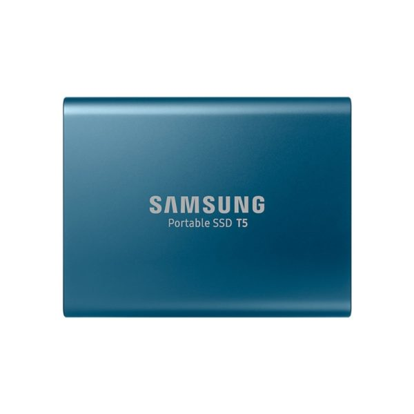 samsung t5 500gb external solid state drive blue a