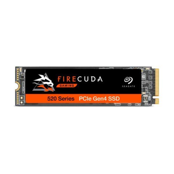 seagate firecuda 520 512gb pcie gen4 solid state drive a