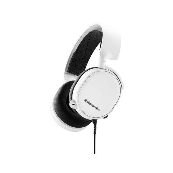 steelseries arctis 3 headset 2019 white a