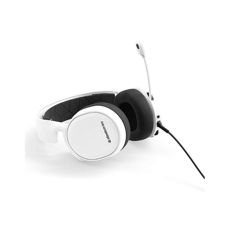 steelseries arctis 3 headset 2019 white d