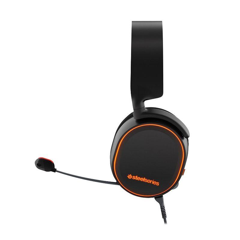 steelseries arctis 5 headset black b