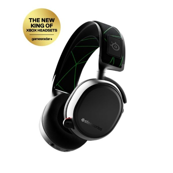 steelseries arctis 9x wireless gaming headset for xbox black a