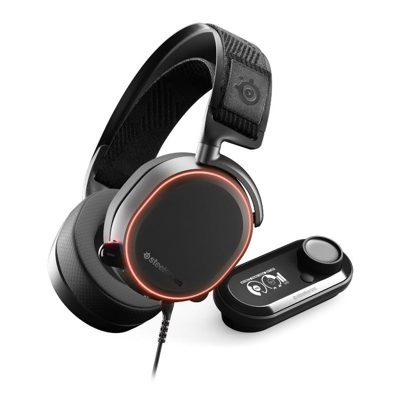 steelseries arctis pro gamedac gaming headset black a