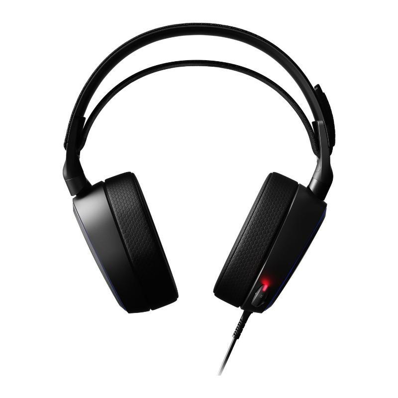steelseries arctis pro gamedac gaming headset black b