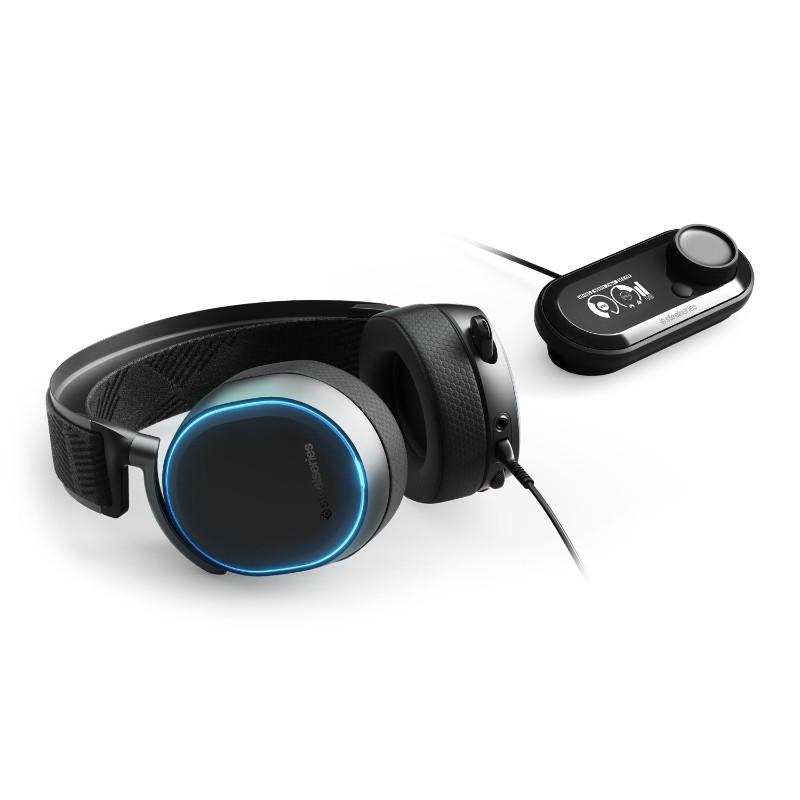 steelseries arctis pro gamedac gaming headset black c