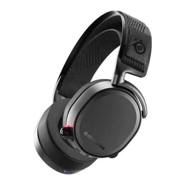 steelseries arctis pro wireless gaming headset black a