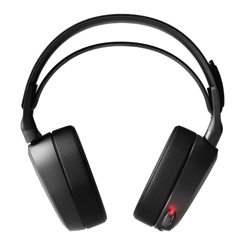 steelseries arctis pro wireless gaming headset black b