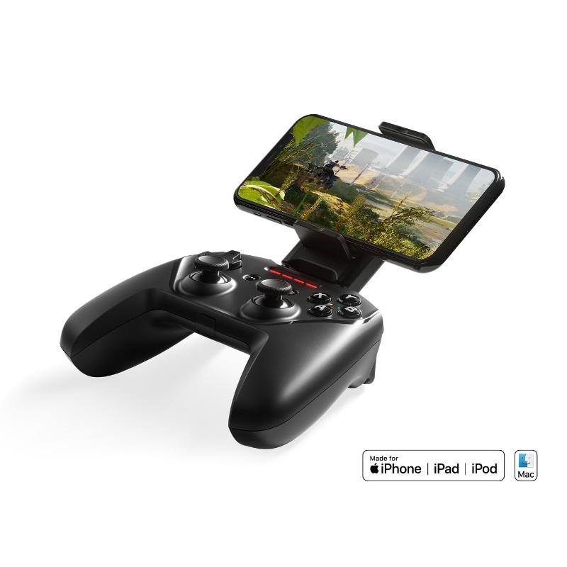 steelseries nimbus plus apple ios gaming controller a