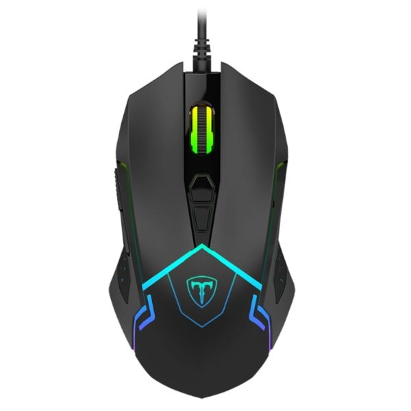 t dagger senior rgb gaming mouse a