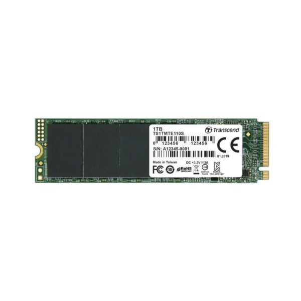 transcend mte110 1tb m 2 pcie nvme solid state drive a