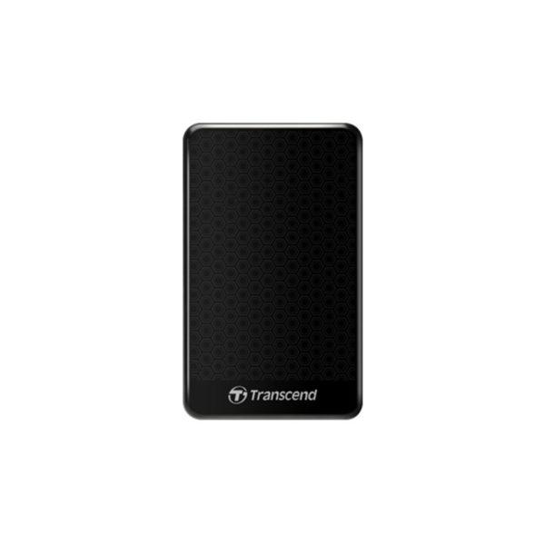 transcend storejet 25a3 2tb usb 3 1 external hard drive black a
