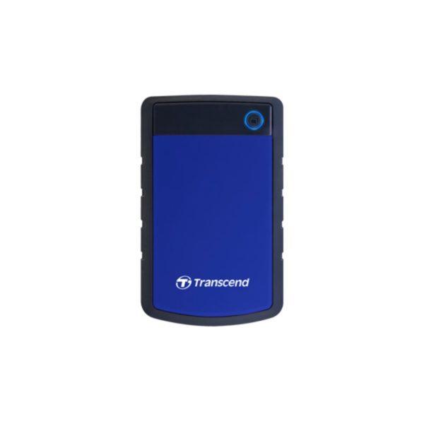 transcend storejet 25h3 2tb usb 3 1 external hard drive blue a