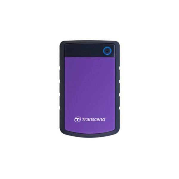 transcend storejet 25h3 2tb usb 3 1 external hard drive purple a