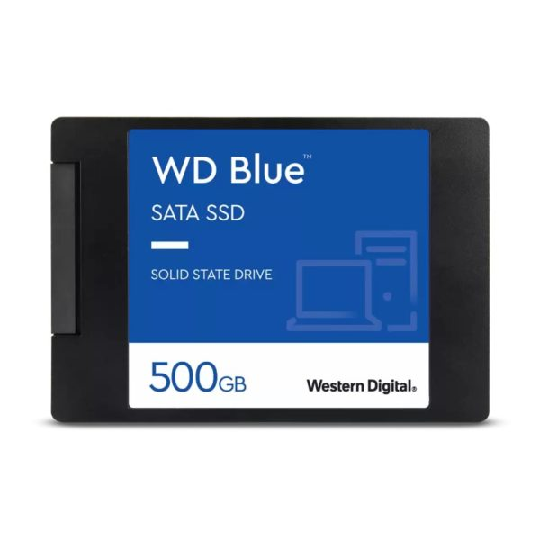western digital blue 500gb 2 5 sata solid state drive a