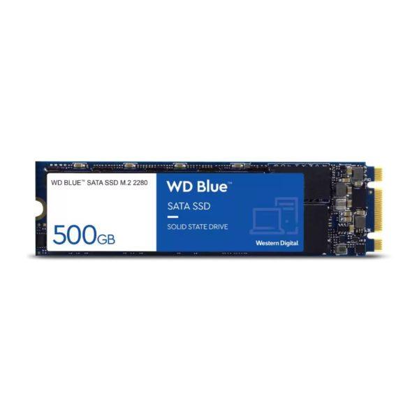 western digital blue 500gb m 2 sata solid state drive a