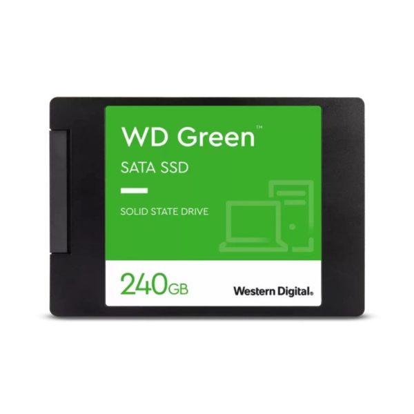 western digital green 240gb 2 5 sata solid state drive a