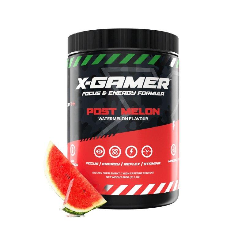 x gamer post melon 600g energy drink a