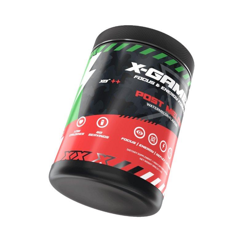 x gamer post melon 600g energy drink b