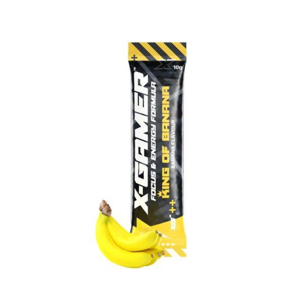 x gamer x shotz king of banana 10g single energy shot a
