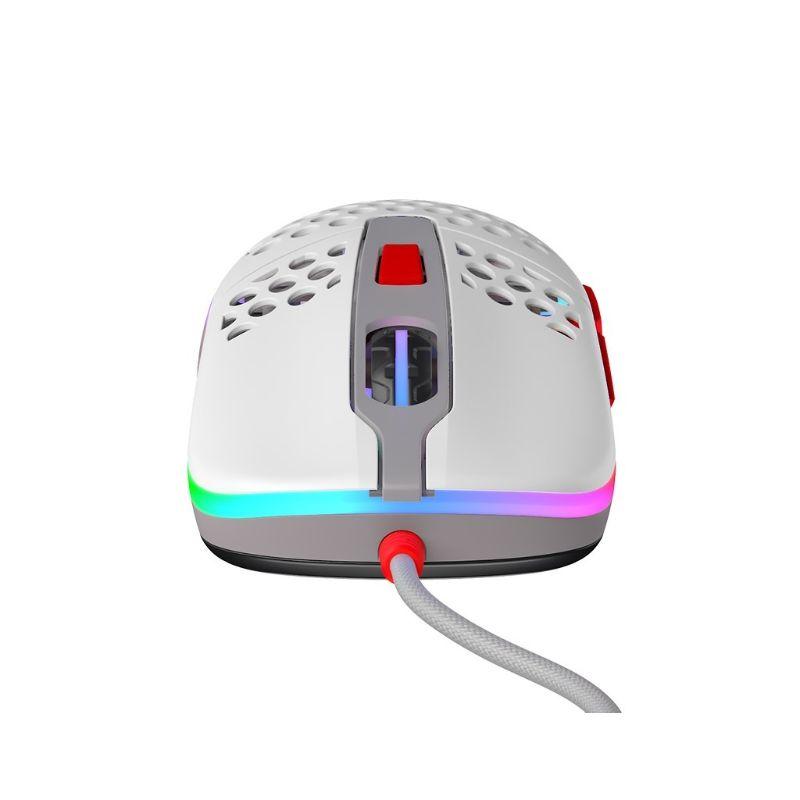 xtrfy m42 rgb ultra light gaming mouse retro c